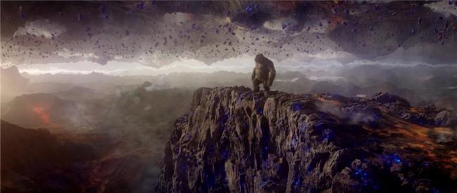 《哥斯拉大战金刚》新预告 神秘地心世界显露真容