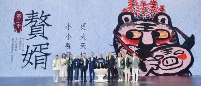 """""""三驾马车""""推出70部影视作品 新丽传媒如何助力中国IP系列化开发?"""