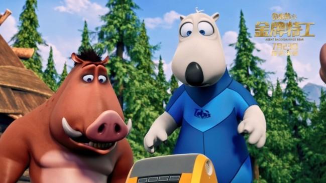 《贝肯熊2:金牌特工》上映 最萌应援天团来打Call