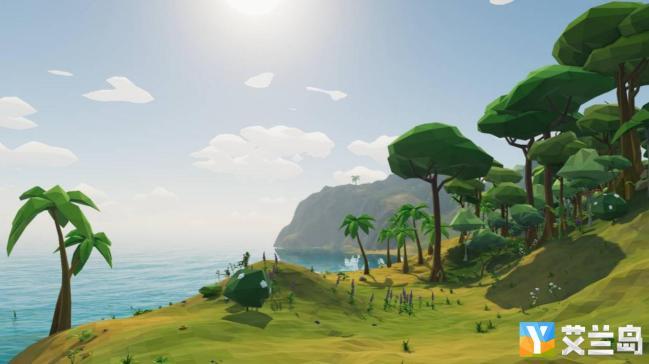 腾讯游戏《艾兰岛》国服端游开放不限号测试