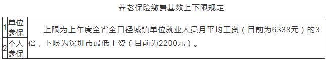深圳社保单位参保和个人参保两者有什么不同区别?