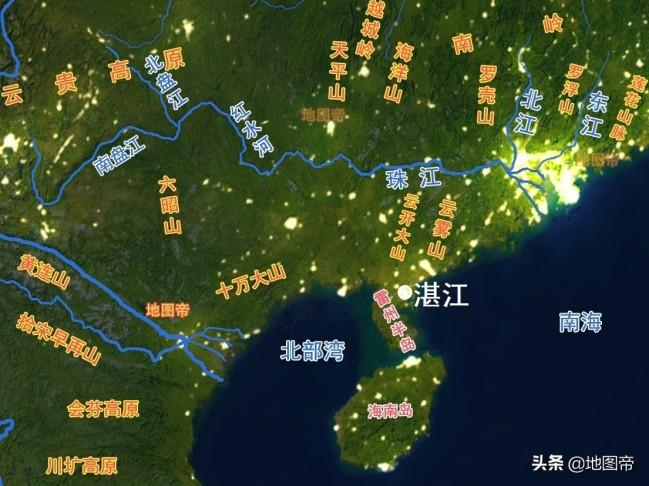 航拍广东湛江机场,粤西地区唯一的民航机场,非常繁忙