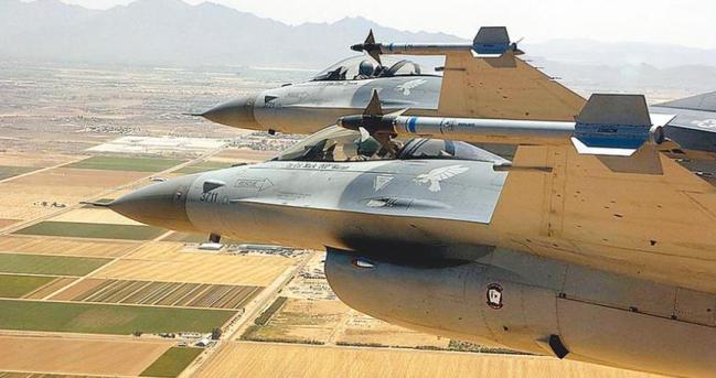 资料图:台军F-16