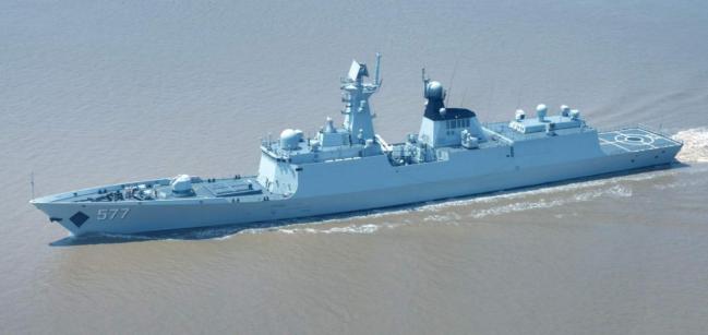 资料图:054A型护卫舰