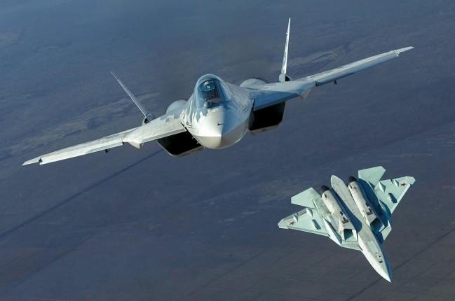 俄媒:量产型苏-57交付工作启动,今年获得两架