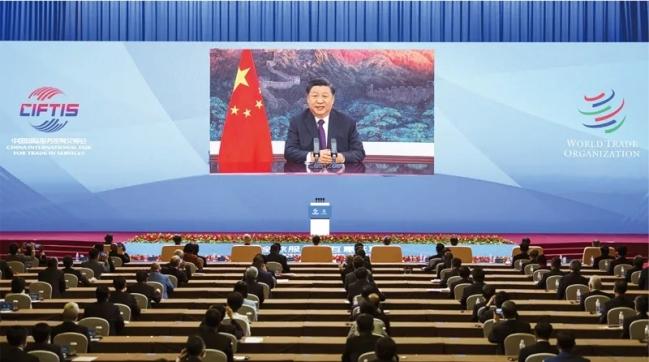 """学习笔记:""""中国发展是属于全人类进步的伟大事业""""——习近平总书记纵论经济全球化(三)"""