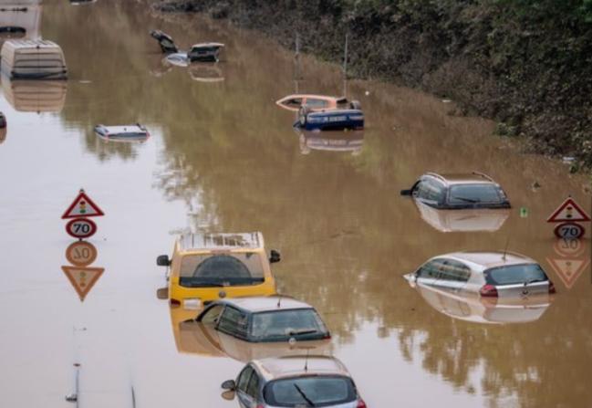 欧洲洪灾已致至少183人死亡德国死亡人数升至156人