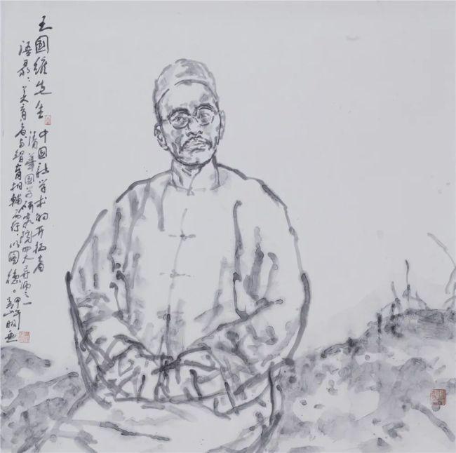 缅怀吴山明先生