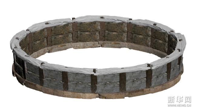 发掘现场 山西发现一口2000余年前的大型木构水井