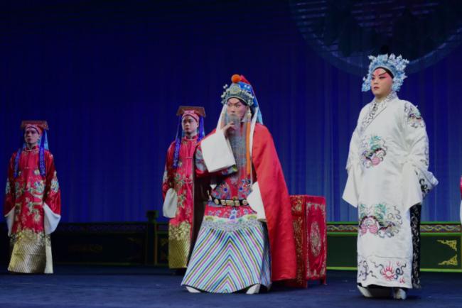 豪华版大合作戏《龙凤呈祥》 五一登台津湾大剧院