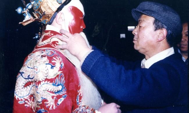 父亲舒茂林