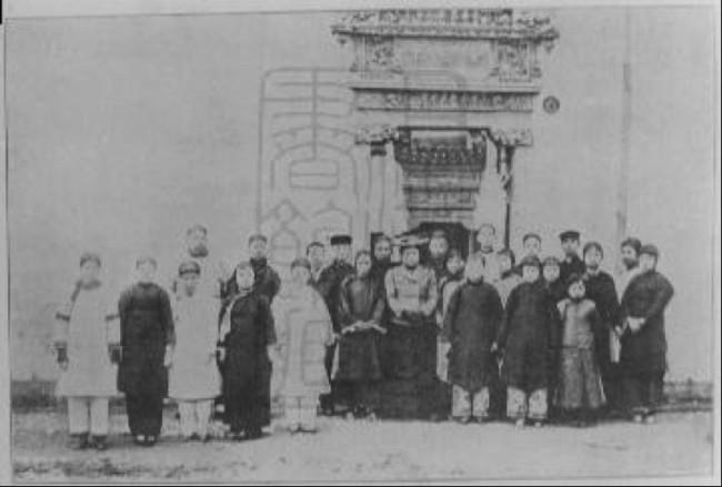(1902年,上海爱国女校)
