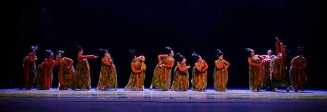 """不要让中国古典舞止步于""""出圈"""""""