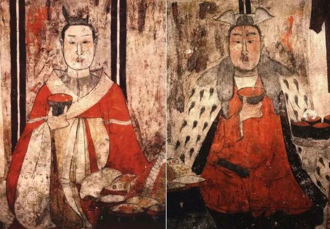 """怎么分辨壁画里女扮男装的""""花木兰""""?"""