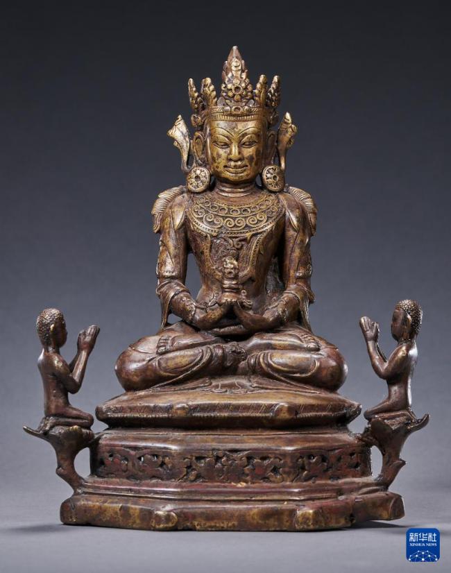 国家文物局将从美国追索的文物整体划拨西藏博物馆