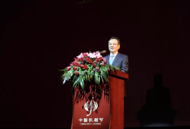 第四届中国歌剧节在济南开幕