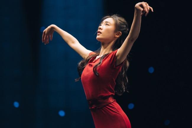 《演员请就位2》收官 张月红衣舞裙惊艳斗舞