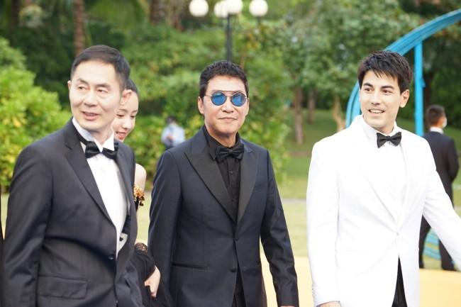 赵燕国彰出席海南岛国际电影节 新作《热汤》亚洲首映广获好评