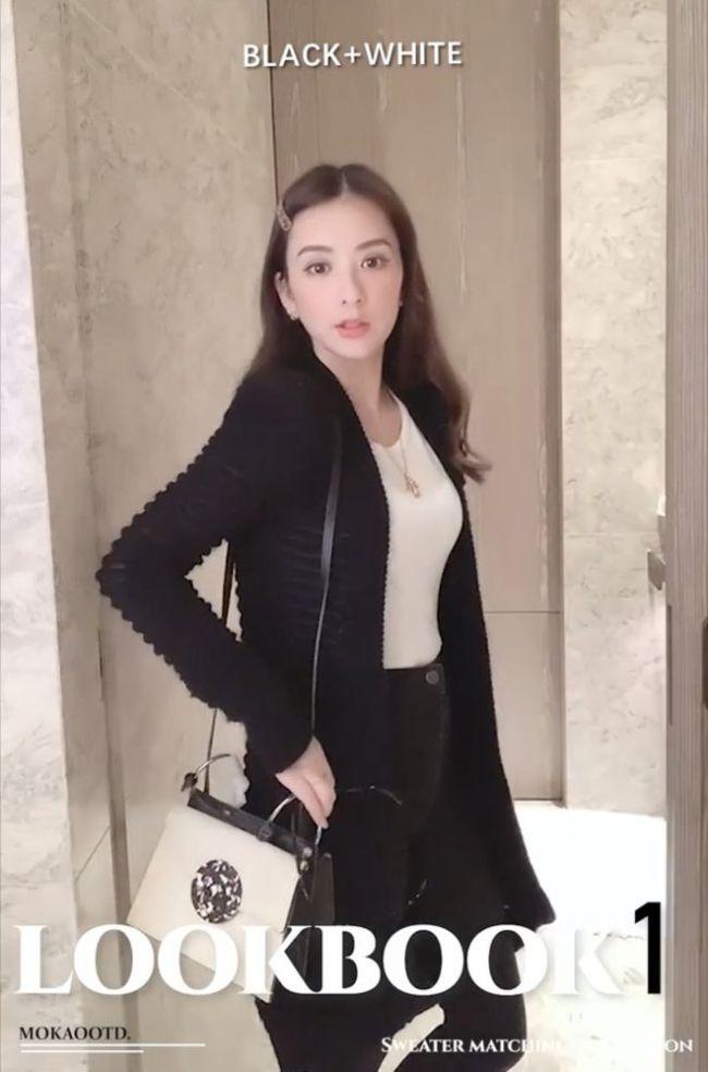受尽郭富城宠爱 方媛展示一周穿搭晒奢华名牌包