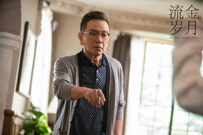 《流金岁月》首播引热议 刘诗诗倪妮高颜搭档获好评