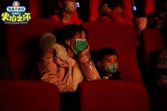 《海底小纵队》大电影点映票房2千万 1月8日全国上映欢乐过寒假