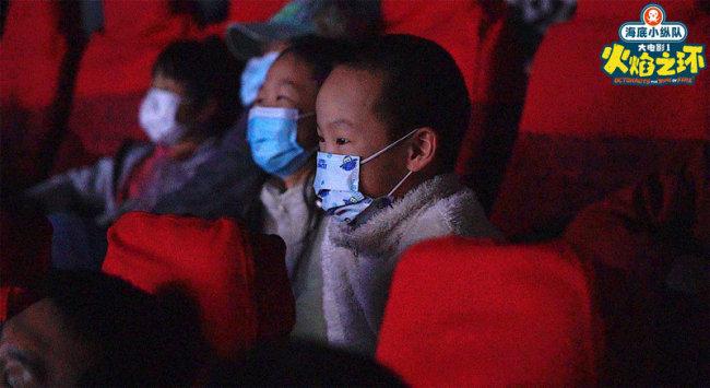 """《海底小纵队》大电影上映口碑节节攀升 开年""""黑马""""实力逆势上扬"""