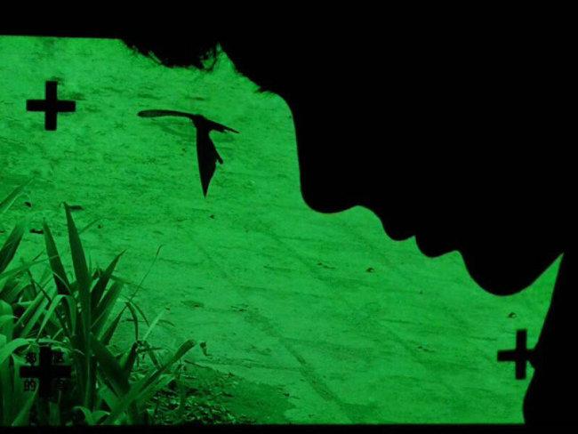 《郊区的鸟》展映 邓竞饰演工程师蚂蚁坚毅又踟蹰