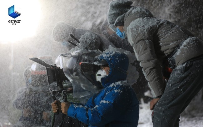《热的雪——伟大的抗美援朝》以诚意制作致敬先辈的传奇