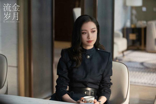"""刘诗诗倪妮《流金岁月》高热度收官 成长蜕变映照女性""""她力量"""""""