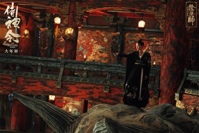 陈坤周迅的老朋友们再次见面 出演《侍神令》《老爷青会》 预告全程甜蜜