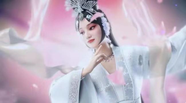 《上线吧!华彩少年》 第一次国风虚拟科尔京剧舞台大秀吓了一跳