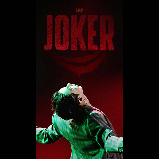张艺兴唱作人录音室版专辑《PRODUCER》先行曲《Joker》上线