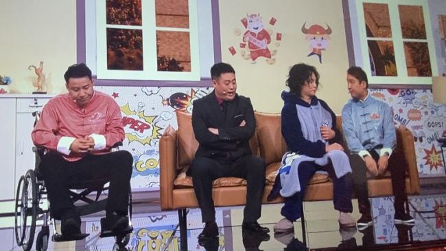 尹正宅男形象惹人爱 高亚麟王成思北京台春晚首次同台