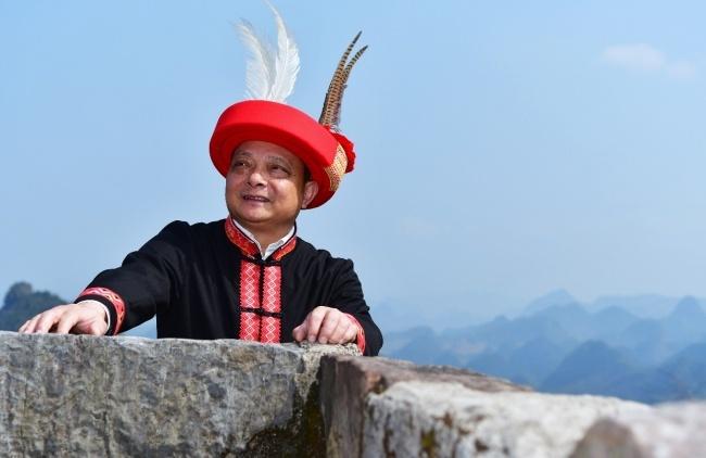 《瑶族舞曲》诞生70周年 瑶族汉子原创再颂经典