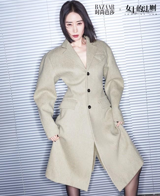 刘敏涛《女士的法则》正式官宣 实力诠释律政佳人