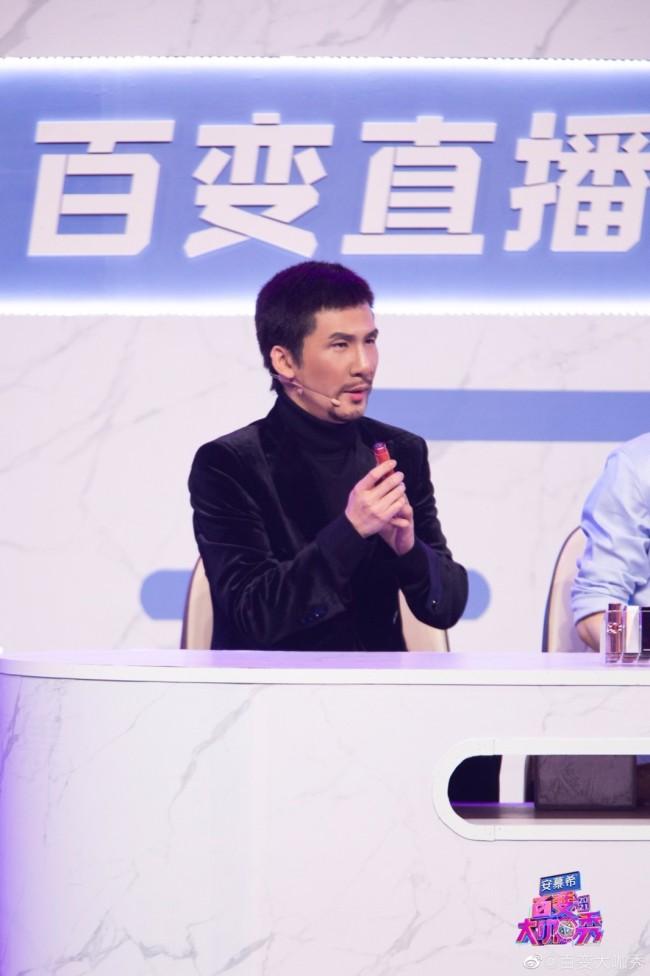《百变大咖秀》喜获三网第一 王祖蓝一人分饰两角
