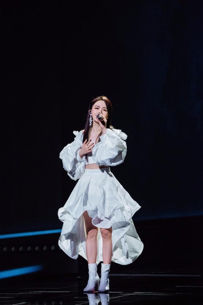 """陈梓童成功晋级""""姐姐2""""总决赛 展超强唱功"""