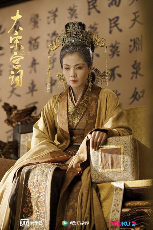 《大宋宫词》收官刘涛演绎一代贤后的人物蜕变轨迹