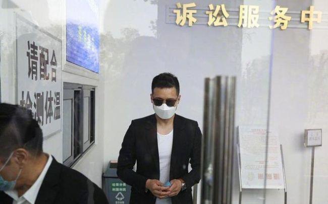 高云翔违约案庭审结束 律师称其不存在违约行为