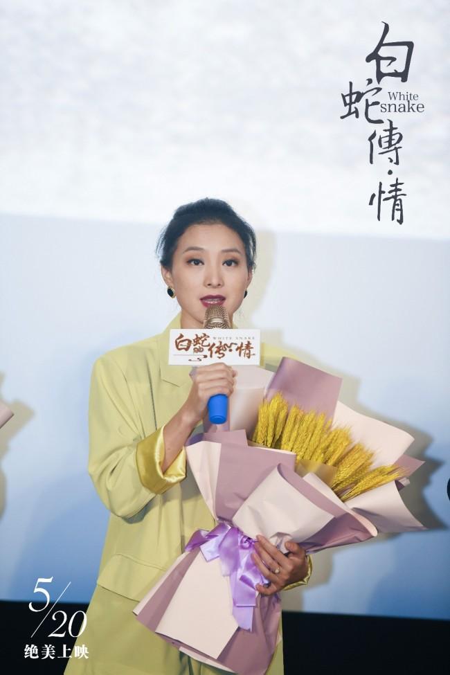 传承经典拥抱年轻 粤剧电影《白蛇传·情》520热映