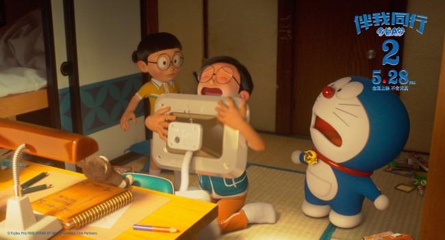《哆啦A梦:伴我同行2》点映 情怀满分看哭观众