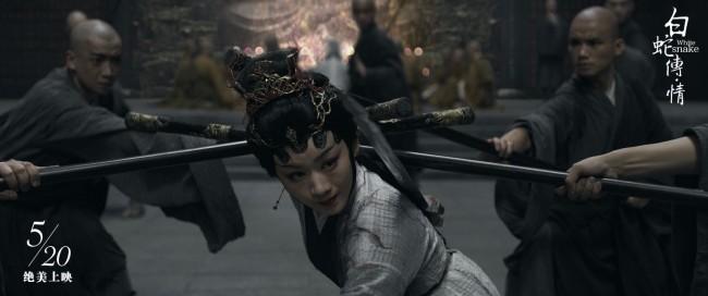 掀起新国潮《白蛇传·情》尽显传统文化魅力