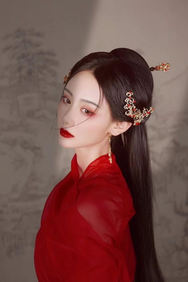 《我是女演员》曹赛亚《大明风华》演技好评如潮