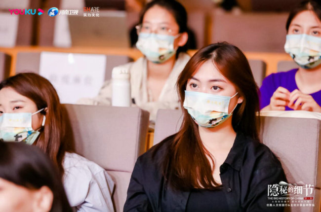 《隐秘的细节》走进中国传媒大学 优酷人文校园行持续与年轻人对话