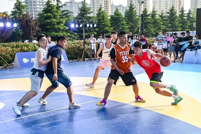 腾讯视频NBA X麦田音乐节:篮球、游戏和音乐的梦幻联动