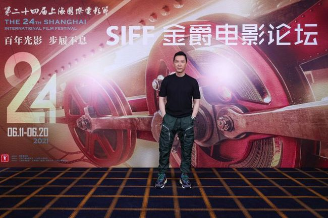 甄子丹拍好莱坞电影有条件 片方必须尊重中国文化