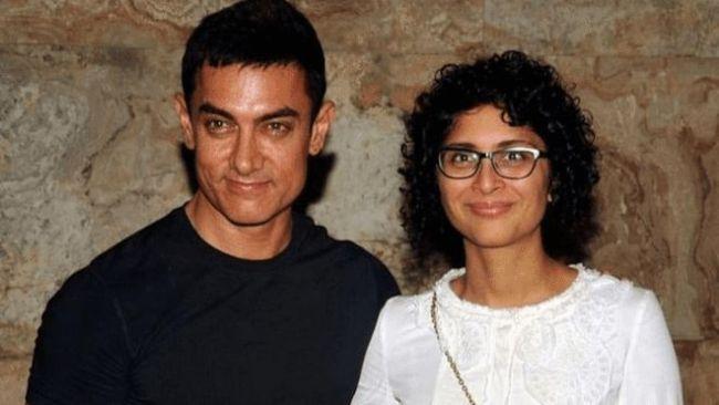 宝莱坞明星阿米尔汗离婚 15年婚姻告吹
