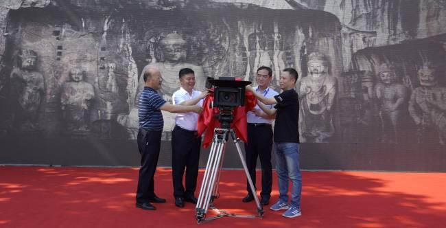 《龙·门》数字电影正式开机 创沉浸式文化之旅第一站