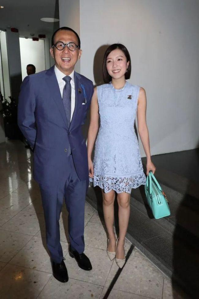 豪门梦碎?54岁李泽楷疑甩5年女友转捧25岁嫩模