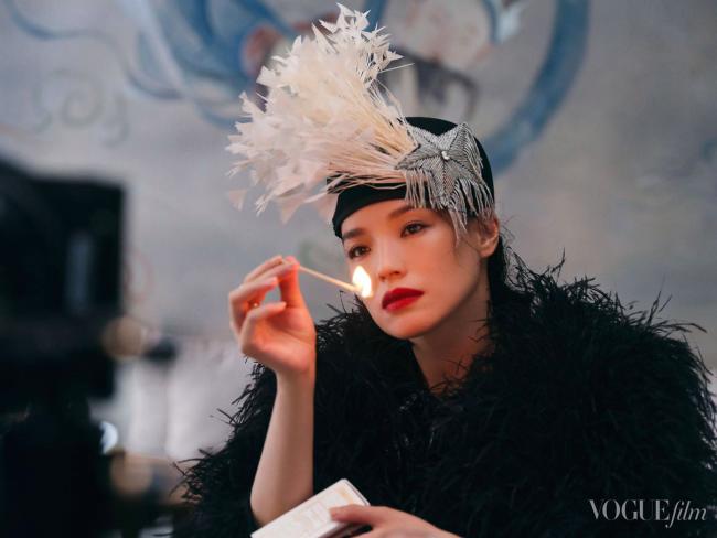 舒淇《VogueFilm》短片「她的猜想」上线